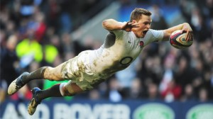 Chris Ashton Rugby